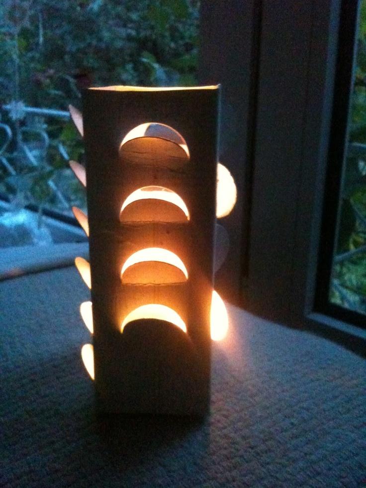 Tetrapack wird Lichtgefäß... von strohzugold