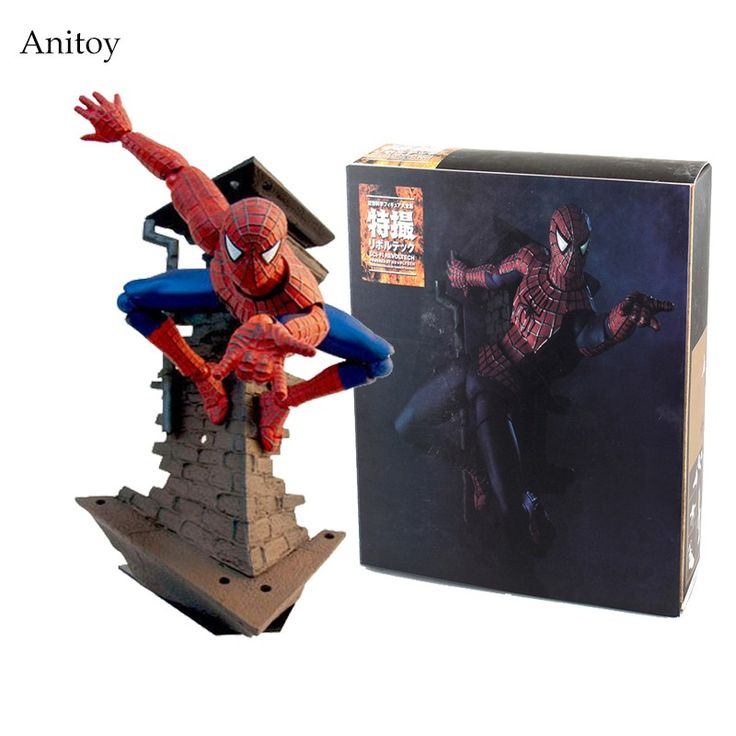 SCI-FI Revoltech Spiderman  Series No.039 Spider-Man Variable PVC Action Figure Collectible Model Toy 13.5cm KT2527    44.25, 37.99  Tag a friend who would love this!     FREE Shipping Worldwide     Buy one here---> https://liveinstyleshop.com/sci-fi-revoltech-spiderman-series-no-039-spider-man-variable-pvc-action-figure-collectible-model-toy-13-5cm-kt2527/    #shoppingonline #trends #style #instaseller #shop #freeshipping #happyshopping