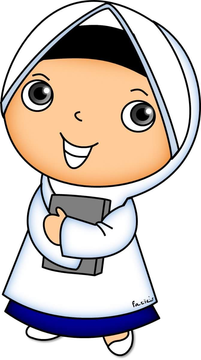 17 Best Images About Hijab On Pinterest Chibi Muslim Women And