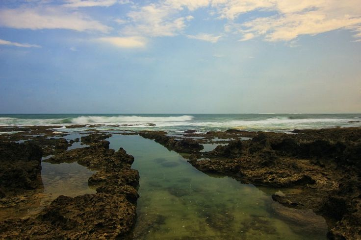 Pantai Cihara Pesona Pantai Selatan Banten - Banten