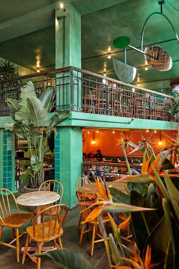 Nieuwe hotspot in Amsterdam: op safari in Bar Botanique - Roomed