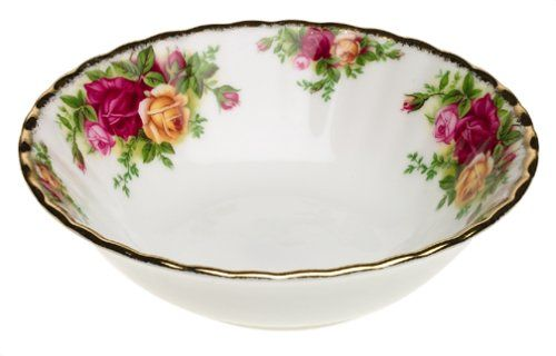 Royal Albert Old Country Roses All-Purpose Bowl Royal Albert (want 2)