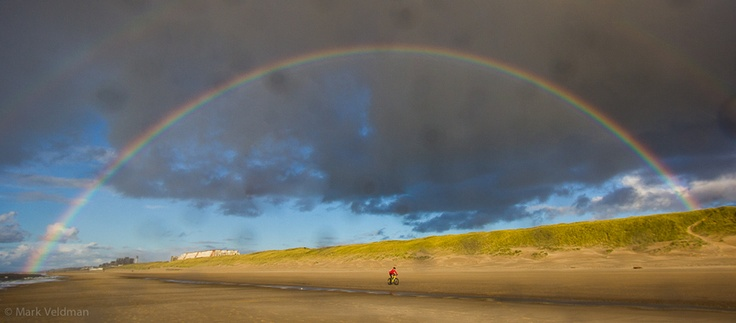 Nice rainbow!