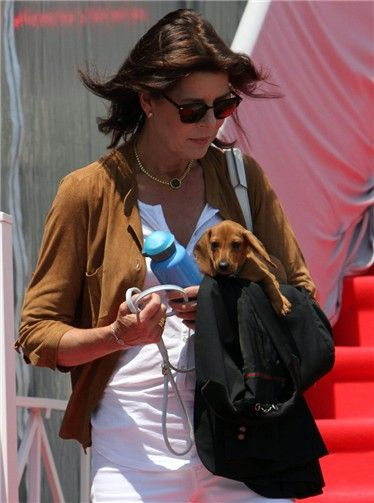 Carolina de Mónaco su vida en imágenes | Galería 7 de 14 | Mujerhoy.com