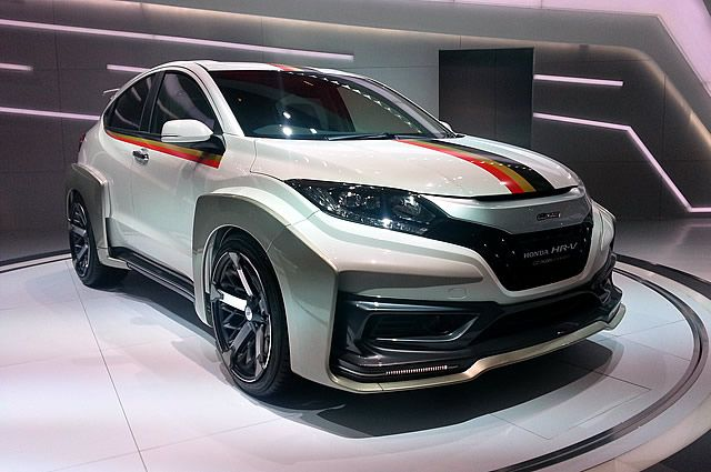 Tips Honda HRV Modifikasi Interior Dan Eksterior - http://www.chikomotor.com/tips-honda-hrv-modifikasi-interior-dan-eksterior.html