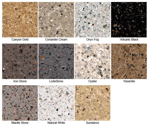 Spreadstone Mineral Select Countertop Kit Daich