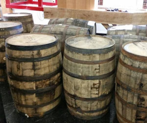 whiskey barrel in a box kiln dried introducing our barrel in a box line for sale is one entire whiskey barrel in a box or half of one