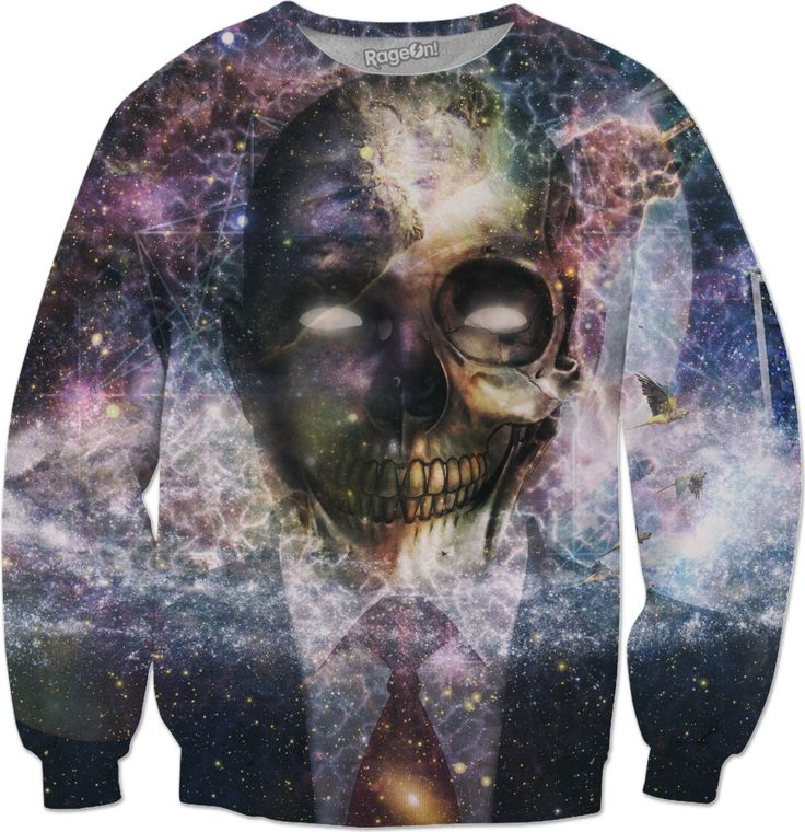 Check out my new product https://www.rageon.com/products/psychedelic-skull-and-galaxy-sweatshirt?aff=BWeX on RageOn!