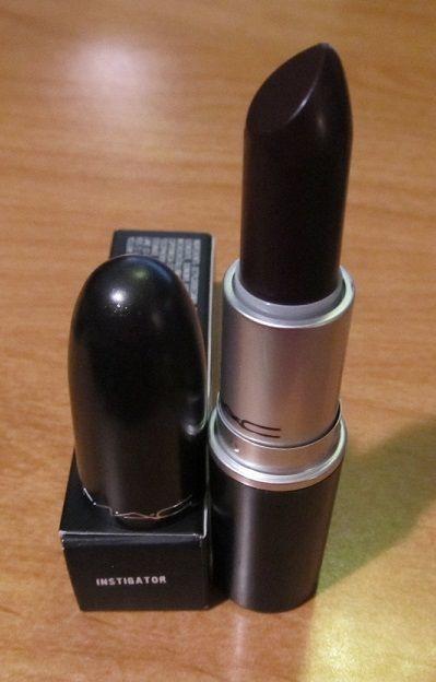 MAC Instigator Matte Lipstick Punk Couture Collection BNIB   #MAC #Lipstick