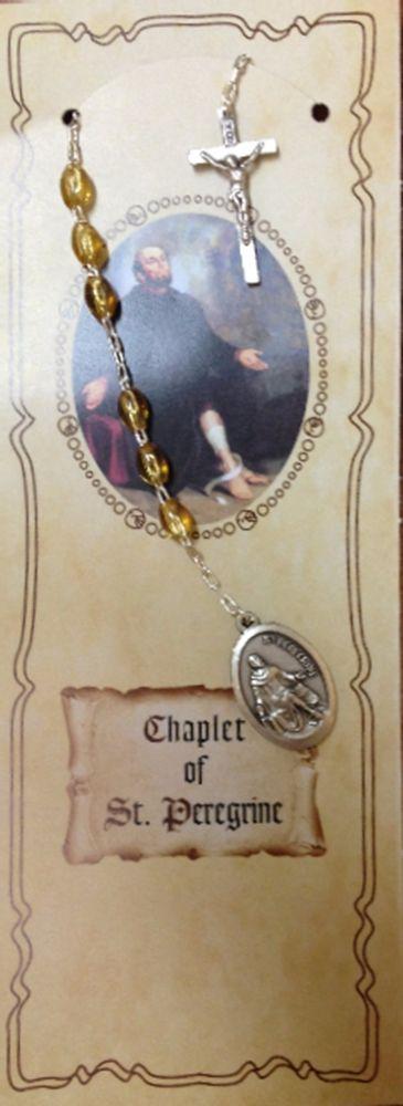 St, Peregrine Prayer Chaplet