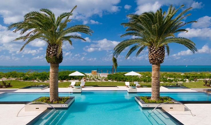 Grace Bay Club, a Turks and Caicos resort and Caribbean spa