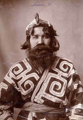 Ainu - the indigenous people of Japan #Ainu #Hokkaido #Japan