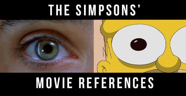 The Simpsons movie references | Edited by Celia Gómez Villán