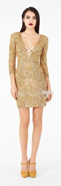 1000  ideas about Gold Cocktail Dress on Pinterest | Cocktail ...