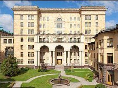 česká ambasáda v Moskvě, Rusko
