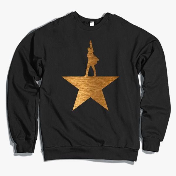 Hamilton Musical Crewneck Sweatshirt | Customon.com  AHH WANT THIS SO BAD!!!!❤