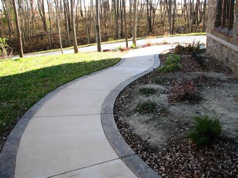 home sidewalk ideas - Yahoo! Image Search Results