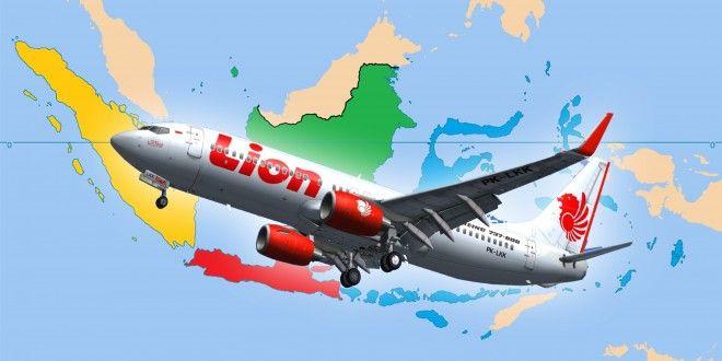 Lion Air Group Kembali Tambah Penerbangan ke Tiga Wilayah di Indonesia