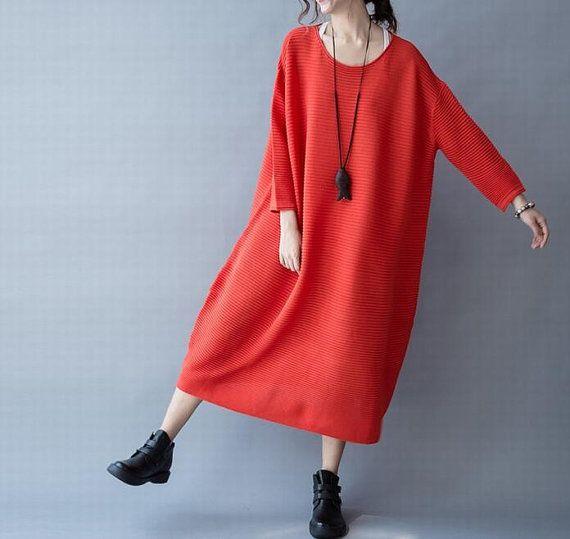 【Fabric】 Baumwolle 【Color】 rot, dunkelblau Größe】 Schulter 58 cm/23 Büste 142 cm/55 Hülse 36cm/14 Länge 98 cm/38,2 Haben Sie Fragen, kontaktieren Sie mich und ich werde Ihnen gerne behilflich sein.