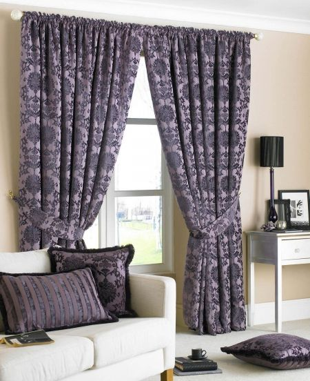 Curtains Ideas best ready made curtains uk : 17 Best images about purple curtains on Pinterest | Mauve ...