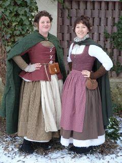 eva´s kleidertruhe: Hobbit Costume