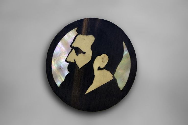 Image result for theodor herzl silhouette