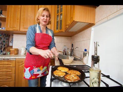 Драники (Деруны) - Невероятно Вкусные + Соус Специально Для Них | Potato Pancakes, English Subtitles - YouTube