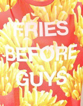 fries !