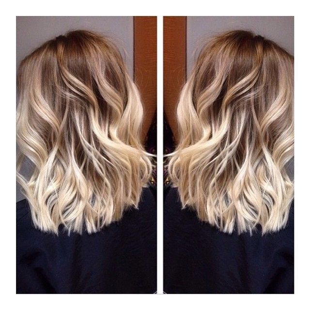 """New hairstyle maybs? Need a change!!! #hairinspo #ombre #shortombre #regram"""
