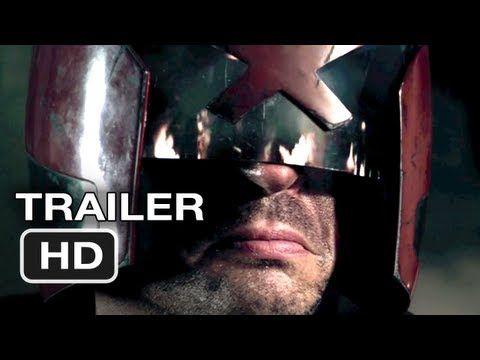 Dredd 3D Official Trailer #1 (2012) - Karl Urban Movie HD //OHMYGODDD!!!! I CANT WAIT FOR ITTTT!!!