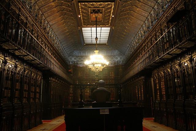 Biblioteca del Senado. España.