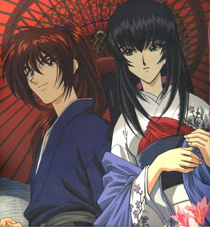 17 Best Images About Rurouni Kenshin On Pinterest