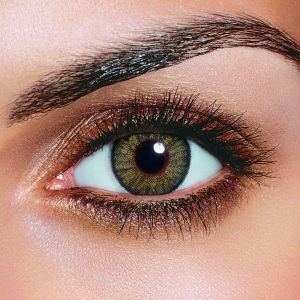 Sexy tropical green eyes, would you like some? Try our Dual Color