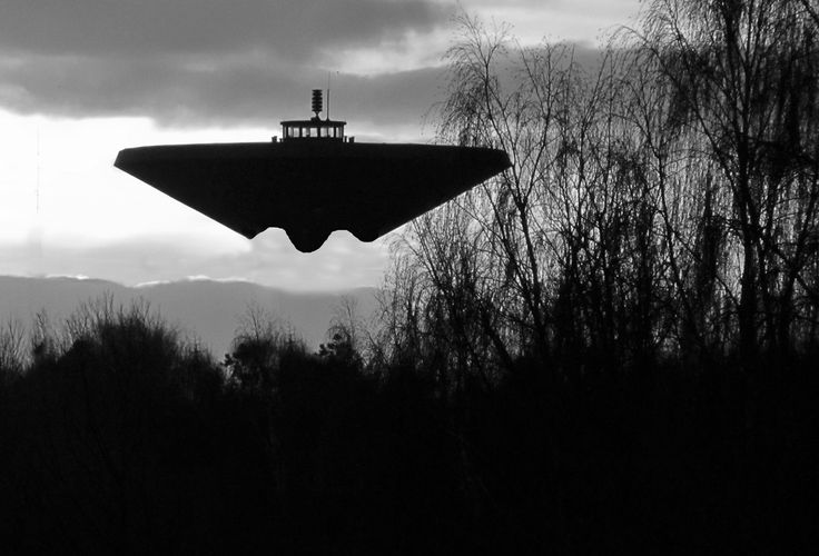 Bjarne Hansen: UFO