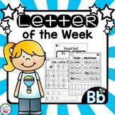Letter of the Week - Bb