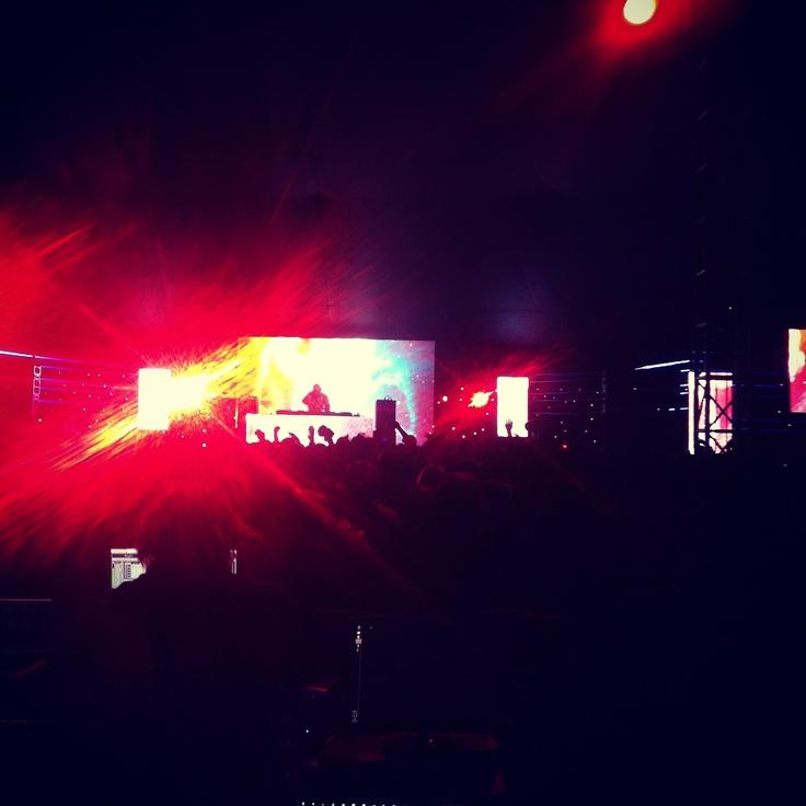 Alternative en Creamfields 2012
