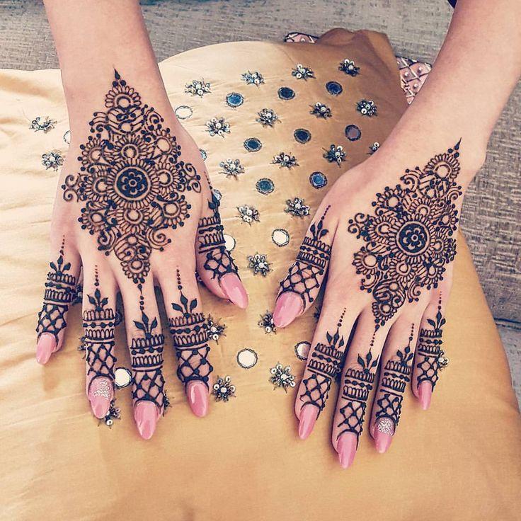 Diamond henna