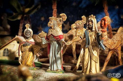 Los Reyes, festa grande in Spagna