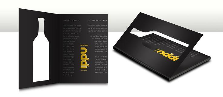 Catalogues design for IPPU - Victor Calomfir