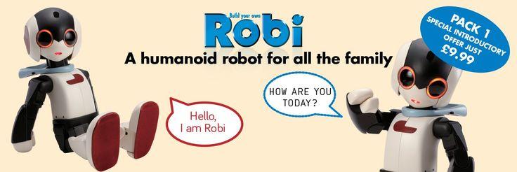 Hello Robi