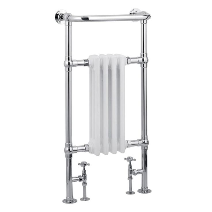 "Marquis Traditional Hydronic Towel Warmer 19.5"" x 37"" - Traditional Hydronic Towel Warmers - Towel Warmers"