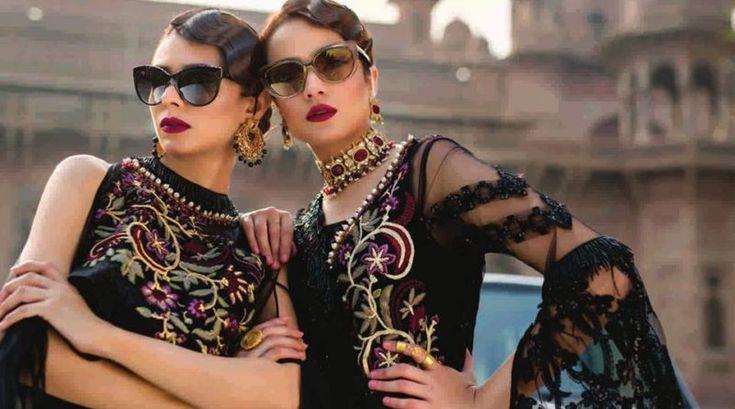 Saadia Mirza Luxury Chiffon Collection 2018   PK Vogue