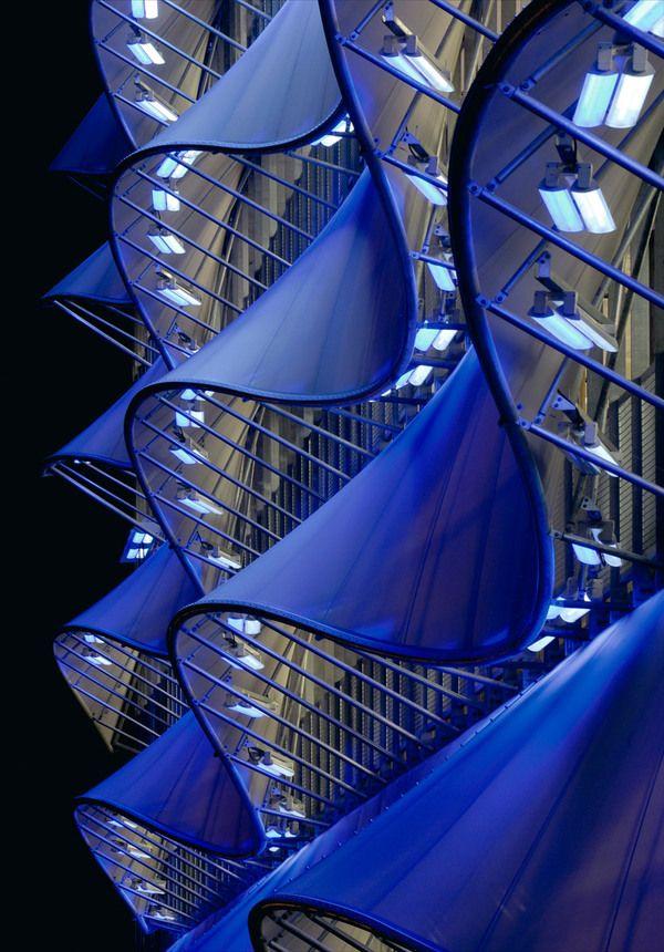 ARCHITECTURE DETAILS   Cardiff Bay Car Park   Scott Brownrigg   http://www.bocadolobo.com/en/index.php #modernarchitecture #architecture