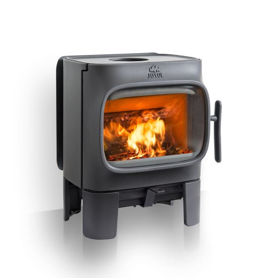 F 105 SL BP: The Jøtul F 105-series has a confident and friendly character. In spite of its size the Jøtul F 105 is a wood stove that stands out from the rest.