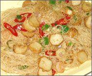 Bihun goreng Resep Keluarga Nugraha