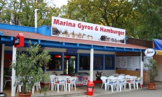 Marina Gyros & Hamburger