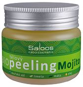 Bio tělový peeling - mojito