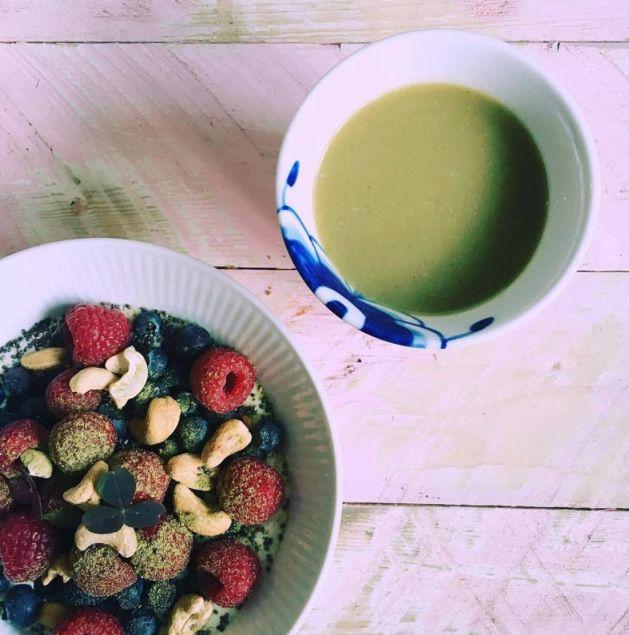Vegan breakfast :)
