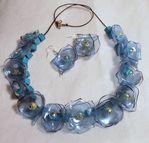Мобильный LiveInternet Ожерелье из пластиковой бутылки | Марриэтта - Вдохновлялочка Марриэтты |