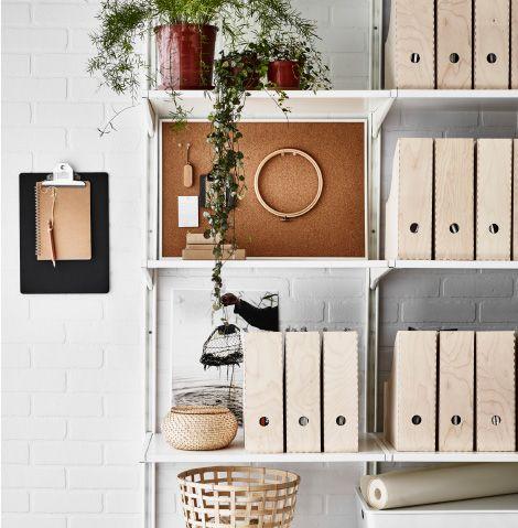 Quando tutto è in ordine è più facile trovare quello che cerchi… anche le bollette! – IKEA
